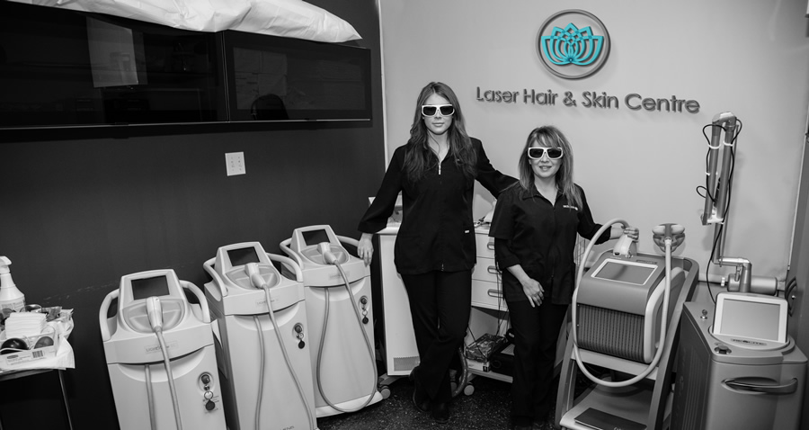 about our calgary laser hair removal clinic